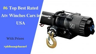 Top 6 Best Rated atv winches Cars in USA – Best Car Products 2018