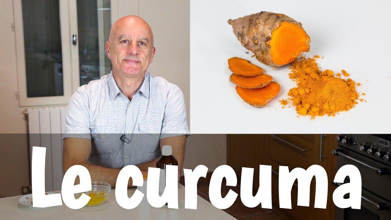 Curcuma : anti-inflammatoire naturel, arthrose, arthrite, anti-cancer