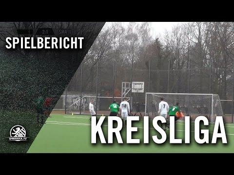 1. FC Wacker 21 Lankwitz II - FC Stern Marienfelde II (Kreisliga B, Staffel 3) - Spielbericht