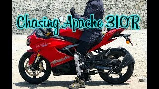 Saturday (Ride to Shindhuligadi) || Chasing TVS  Apache 310R on Sindhuligadi Highway