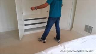 Ikea Pax Corner Wardrobe Design