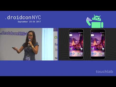 droidcon NYC 2017 - Effective Data Prefetching on Background