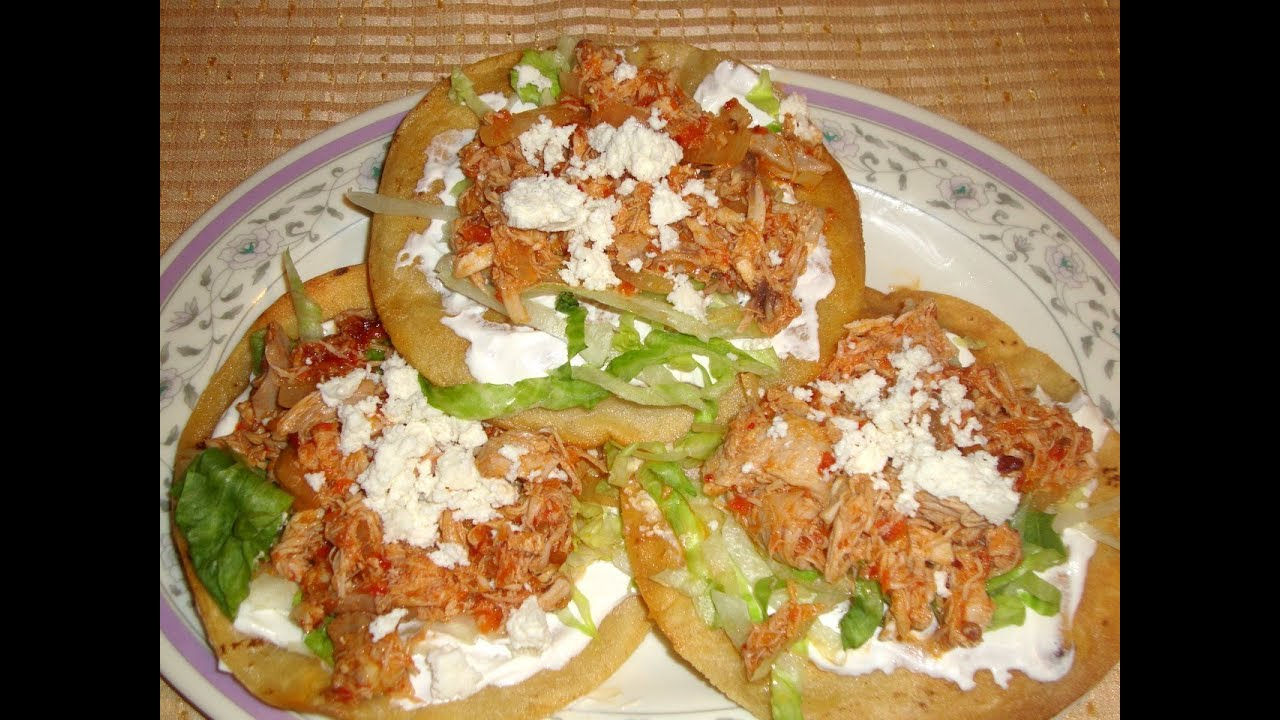 Receta de tinga de pollo comida mexicana la receta de for Comidas con d