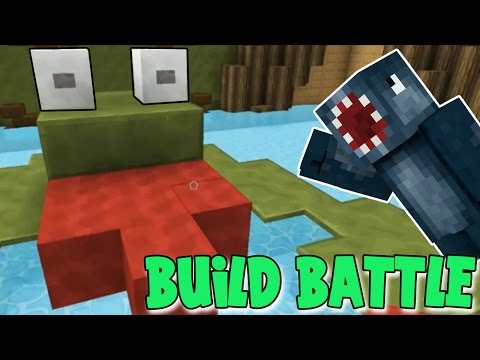 Minecraft - BUILD BATTLE! W/AshDubh