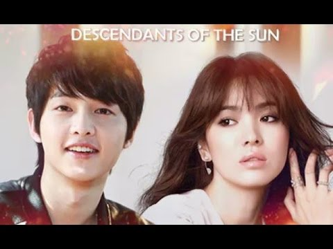 Descendants of the Sun - Korean Drama coming soon
