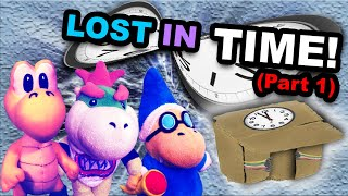 Bowser Junior Gets Lost in Time! ➤Thanks for Watching this YTP! Che...