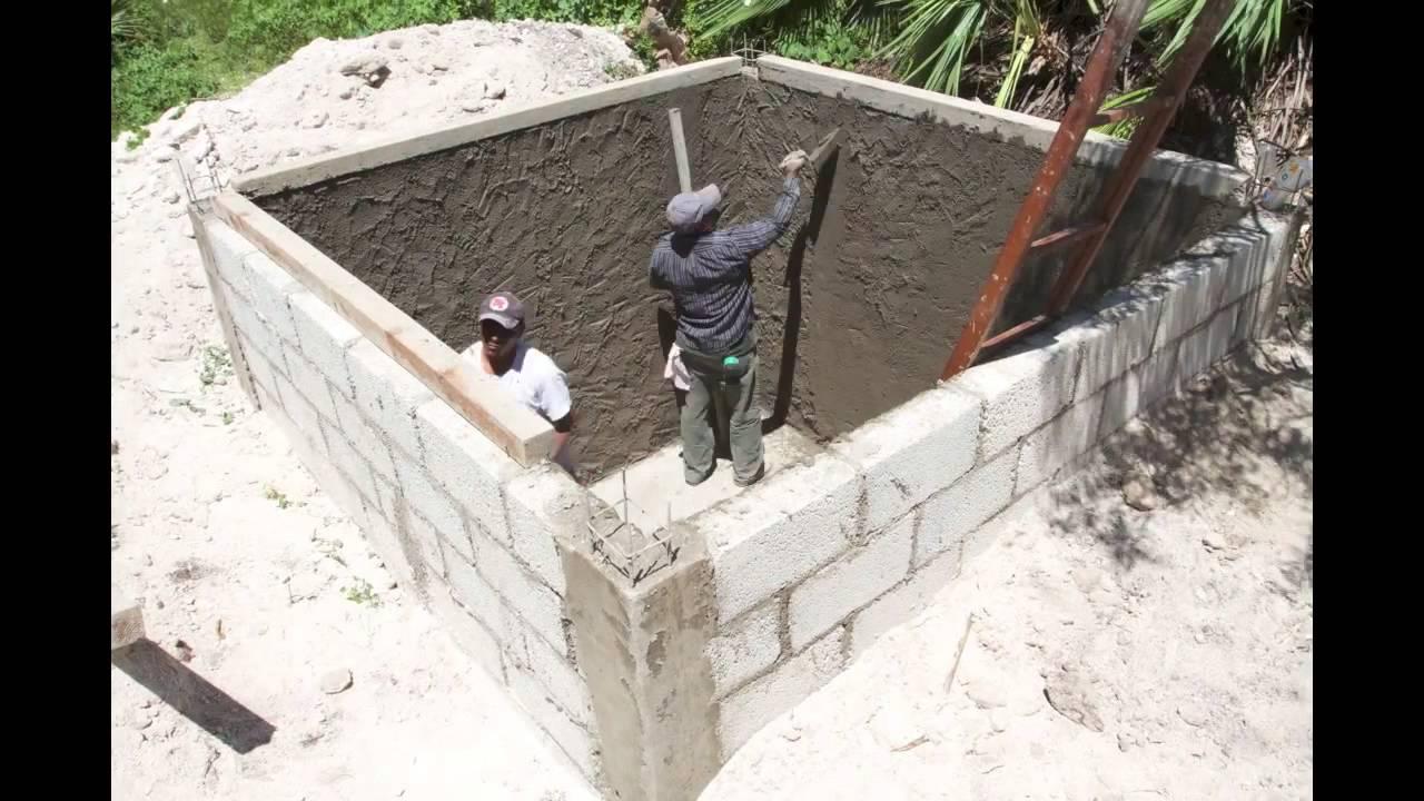 Tutorial cisterna de agua de lluvia peace corps mexico for Cisternas de agua a domicilio