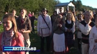 Борисовчане узнали, как возрождается ткачество поясов 13 10 03