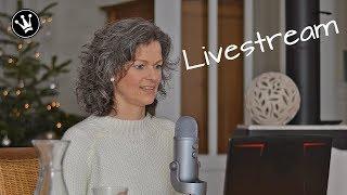 Livestream DekoideenReich #1  wie alles begonnen hat   Interessantes über mich   Gewinnerbekanntgabe