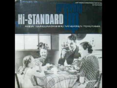 Hi-Standard - Growing Up [Full Album]