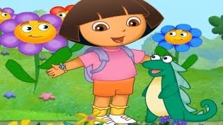 Dora The Explorer - Dora Exploring Isa's Garden | New English Full Game Hd  Game For Children