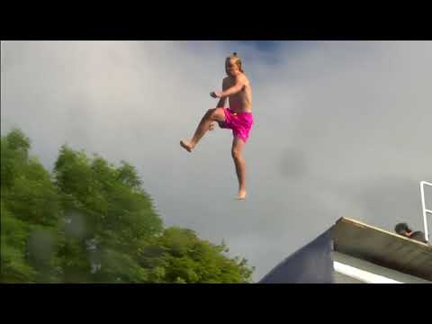 Death Diving - World championships in Big Balls and Staying Cool. DØDS.