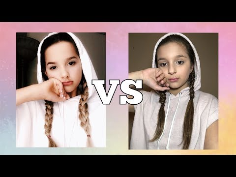 Copying Annie Leblanc's instagram photos || sofia rose