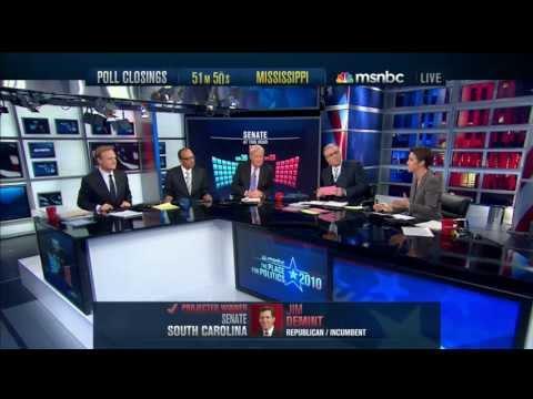 MSNBC ELECTIONS 2010 GRAPHICS
