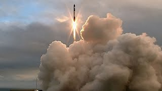Test rocket makes successful launch into space from New Zealand