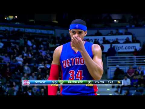 Tobias Harris Full Game Highlight VS Milwaukee Bucks (15Points,4Rebounds,4Assists)