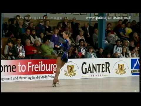 Lucrecia Rocchetti.SP.Junior Femenino.Mundial 2009.HQ