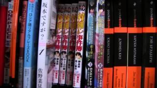 Моя библиотека. Манга и другие книги. Проверка камеры