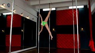 Якубовская Дарья, ROYAL Pole Dance Винница отчетный концерт  2016