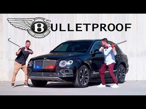 $500,000 Bulletproof Bentley Bentayga Review // First Of Its Kind