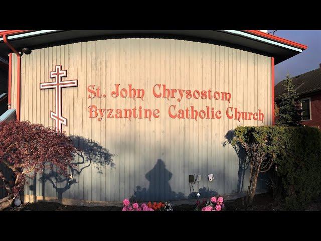 Pre-Sanctified Liturgy - Wed. April 1, 2020