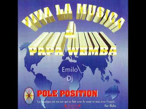 (R.I.P.) Papa Wemba et Viva la Musica Pole Position (1995)