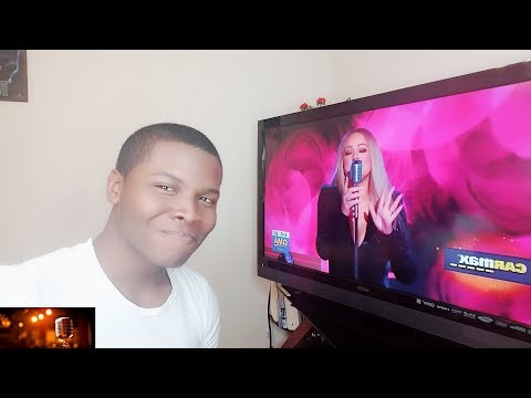 """Vocalist Reacts to Mariah Carey - """"With You"""" GMA"""