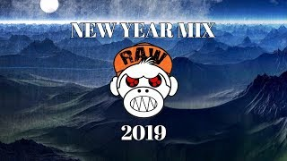 New Year Mix 2019 - Best of Raw Hardstyle - Party Mix 2019