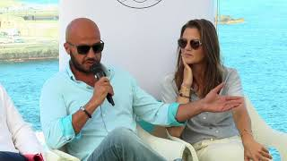 Presentación del rodaje de la película Happy People en Puerto de la Cruz