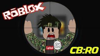 Seri Kill Keyfi ! Roblox CB:RO / Roblox Türkçe