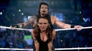 WWE SEX - Roman reigns vs Stephanie McMahon and clashes