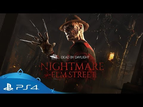 Dead by Daylight | A Nightmare on Elm Street Trailer | PS4