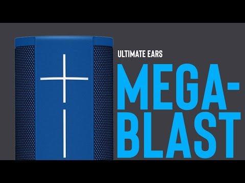 Review: Ultimate Ears Megablast Bluetooth Speaker