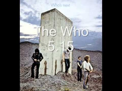 5.15 (live) by THE WHO