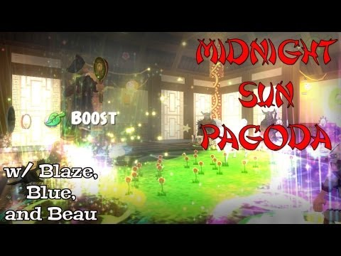 Wizard101: Full Lvl 90 Midnight Sun Pagoda Dungeon