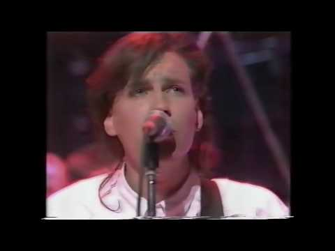 BoDeans - It's Only Love - Friday Night Live 1988