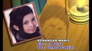 Vanessa Goeslaw - KENANGAN MANIS