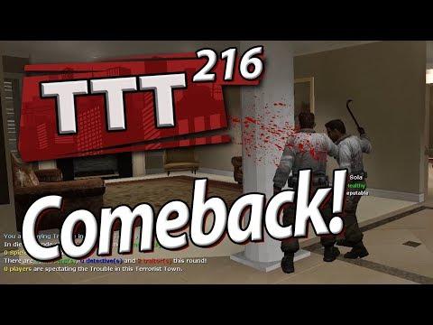 Endlich wieder TTT! | TTT mit SPIN | Sicht von Johnny, Sola und HandOfBlood