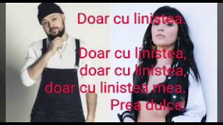 Guz feat. Irina Rimes - Prea fin, prea dulce (VersuriLyrics)