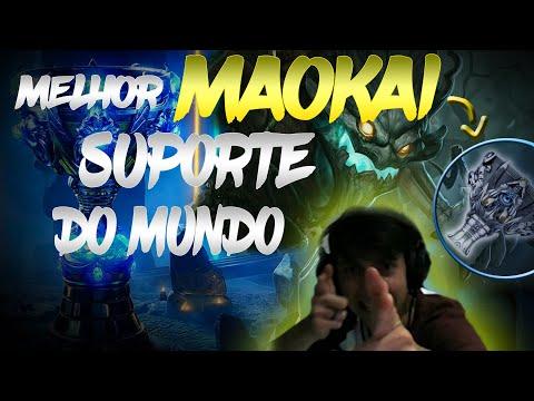 MELHOR MAOKAI SUPORTE DO MUNDO MD10 PARTE 2 #STREAM4