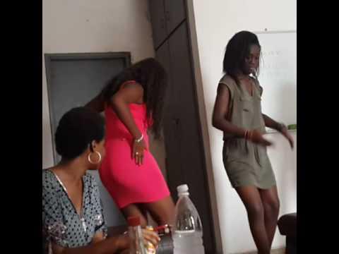 Les vrai danseuses d Abidjan