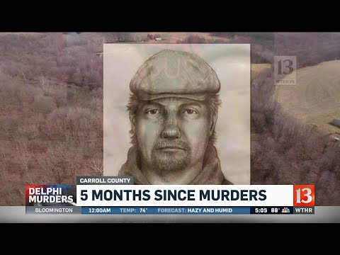 Sketch of murder suspect yields new tips