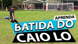 """APRENDA A BATIDA DO """"CAIO LO"""" (Lances efetivos de futebol) {BZK}"""