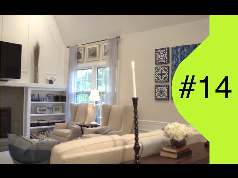 Interior Design | Family Room Makeover | #14 Reality Show