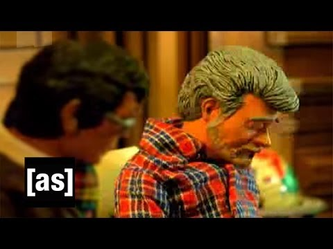 George Lucas Video | Robot Chicken | Adult Swim