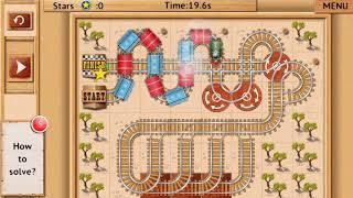 Rail Maze : Train puzzler