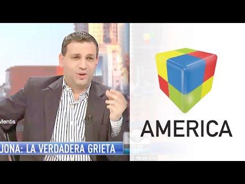 Periodista se animó a cantar un tema de Ricardo Arjona en vivo