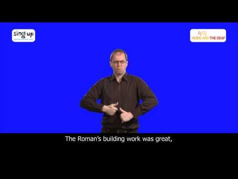 Just like a Roman
