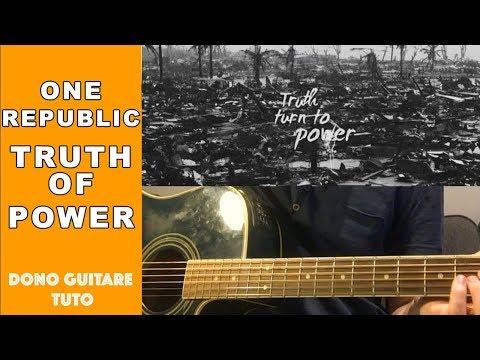 One Republic - Truth Of Power TUTO
