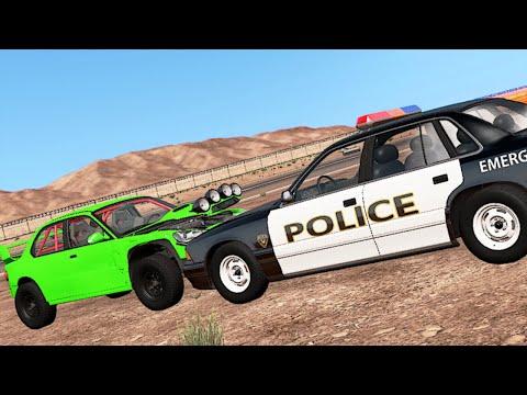 НОВЫЙ МУЛЬТИК ПРО МАШИНКИ для мальчиков Игра Beamng Drive аварии машин против грузовиков машины
